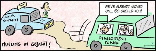 Sonia's Sympathy Taxi