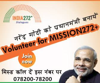 Volunteers for Mission 272+