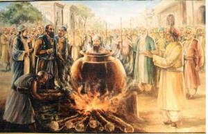 BhaiDyal Das's martydom