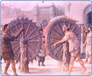 Mughal Torture of Hindus and Shikhs
